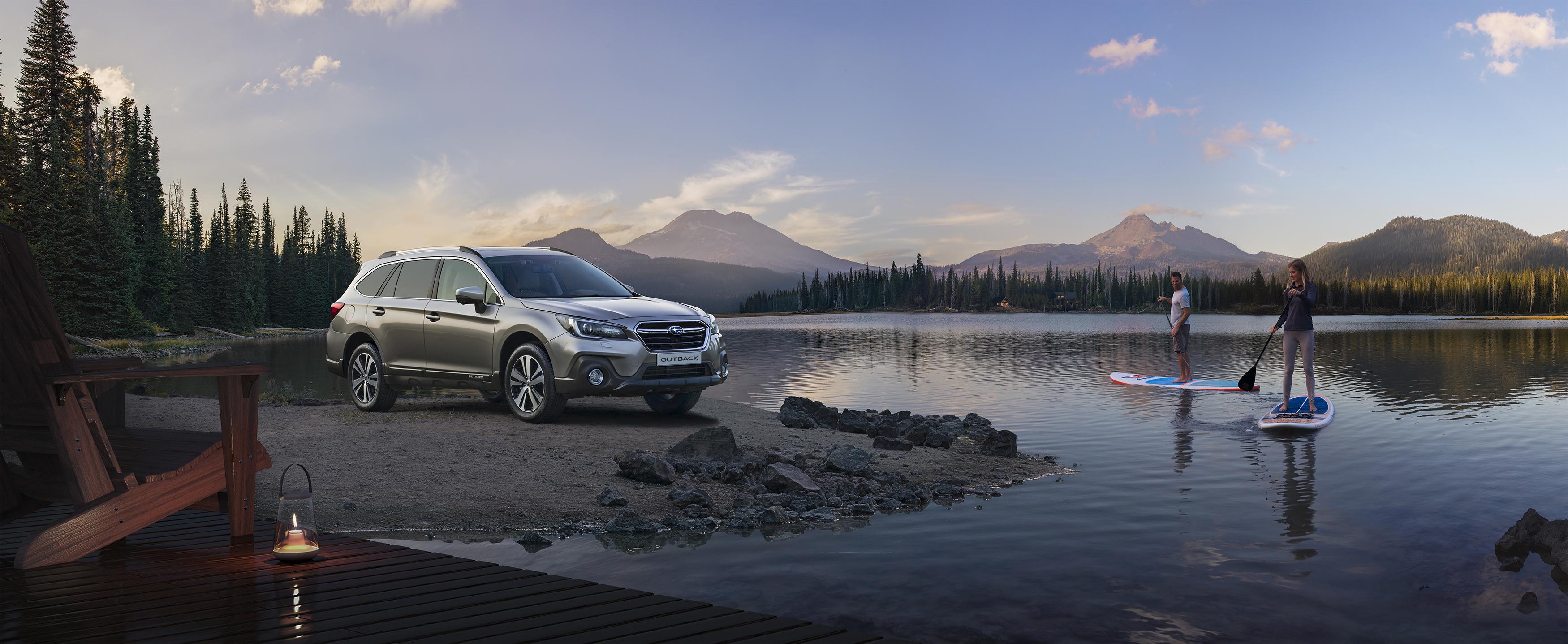 KAMPANJ! Privatleasing Subaru Outback